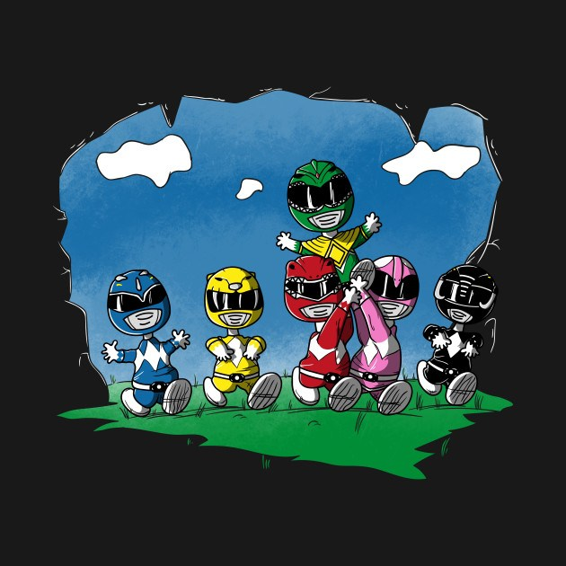 Friends of Morphin