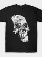 Horror Skull T-Shirt