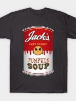 Jack's Very Scary Halloween Soup T-Shirt