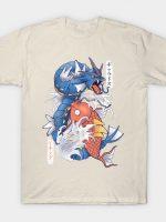 Koi Fish Evolution T-Shirt