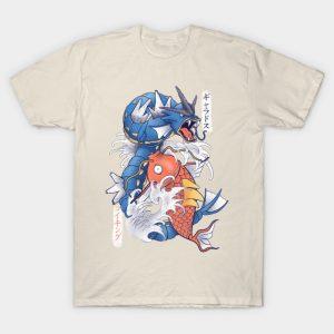 Koi Fish Evolution
