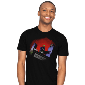 Mysterion The Poorly Animated Series T-Shirt