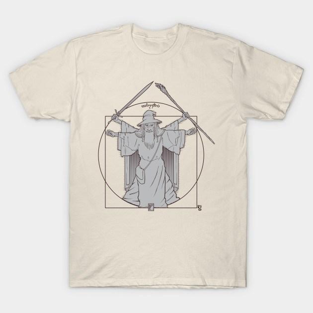 Vitruvian Wizard