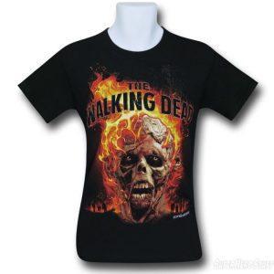 Walking Dead Face Melter
