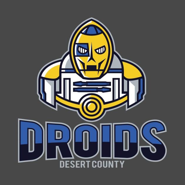 Desert County Droids