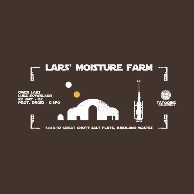 Lars' Moisture Farm (Star Wars)