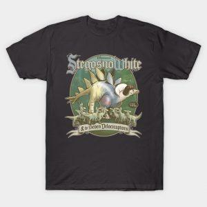 PREHISTORIC PRINCESS: StegosnoWhite & The Seven Velociraptors