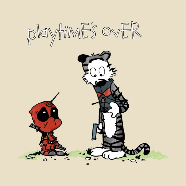 Playtime's Over