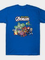 Super Smash Avengers T-Shirt