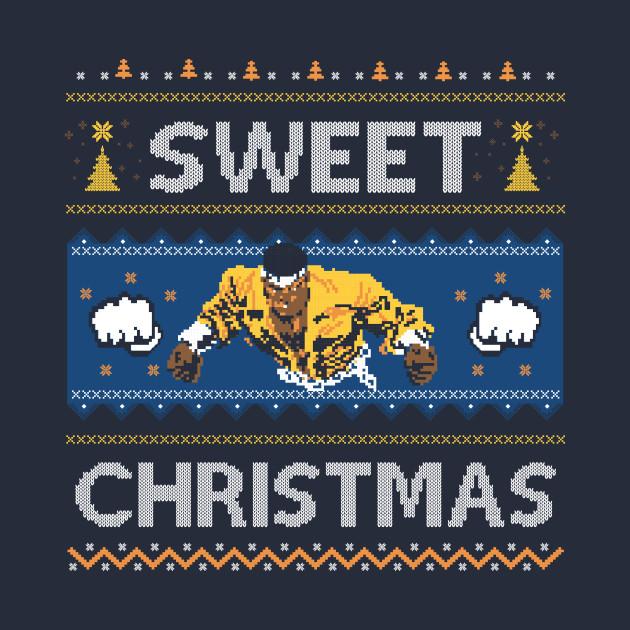 sweet christmas t shirt a luke cage