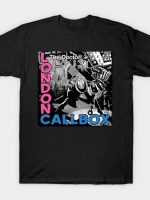 """The Doctor's """"London Callbox"""" T-Shirt"""
