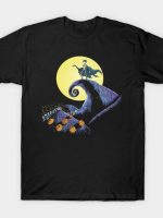 Bat Skellington T-Shirt