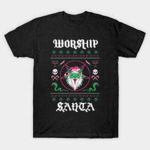 Worship Santa