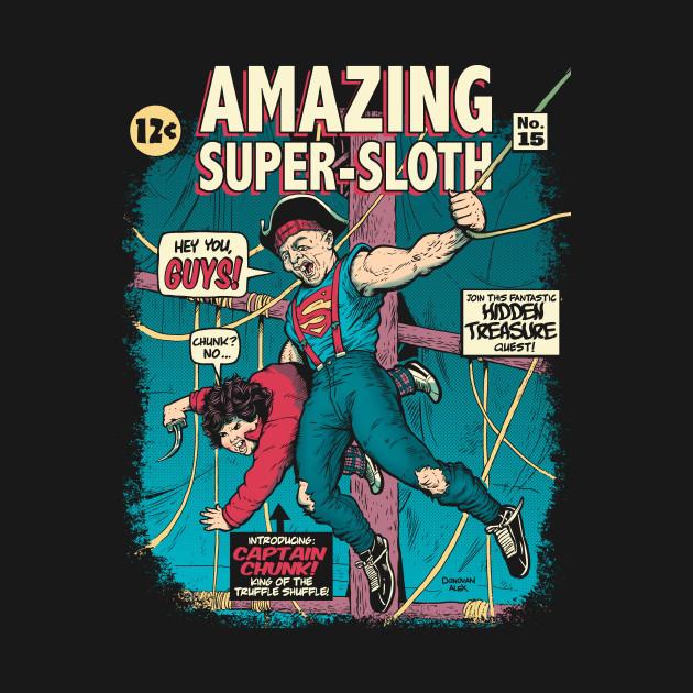 Amazing Super-Sloth