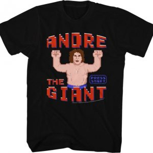 Andre The Giant Video Game