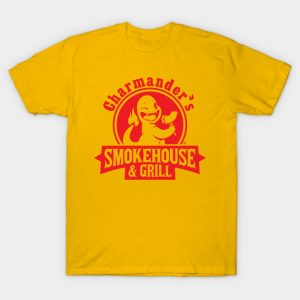 Charmander's Smokehouse & Grill T-Shirt
