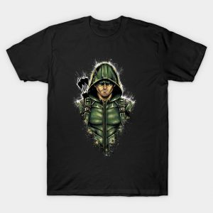 Green Hooded Hero