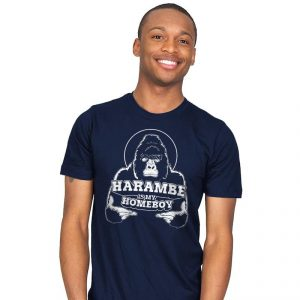 Harambe is my Homeboy T-Shirt
