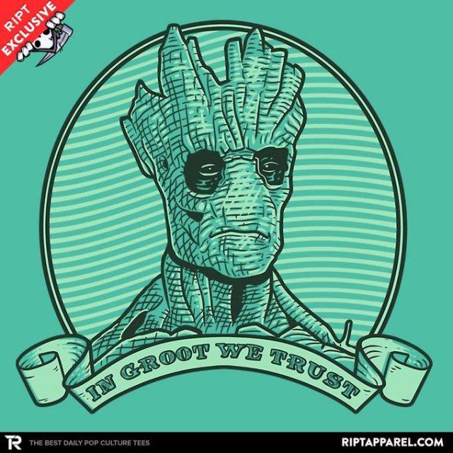 In Groot We Trust