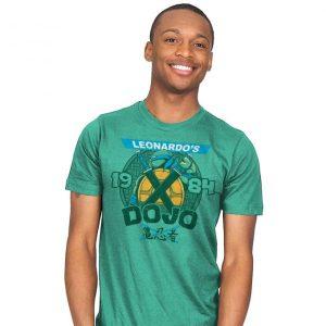 Leo's Dojo T-Shirt