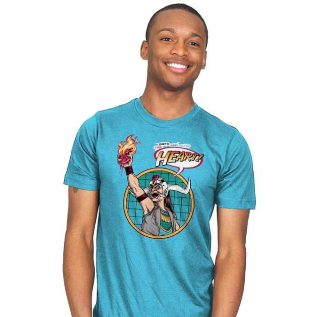 Mola Ram, Planeteer of Doom T-Shirt