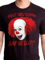 Pennywise Say Hello T-Shirt