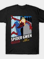 Spider Gwen - 8 Bit Cosplay - Nicole Marie Jean T-Shirt