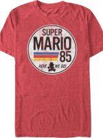Super Mario 85 T-Shirt