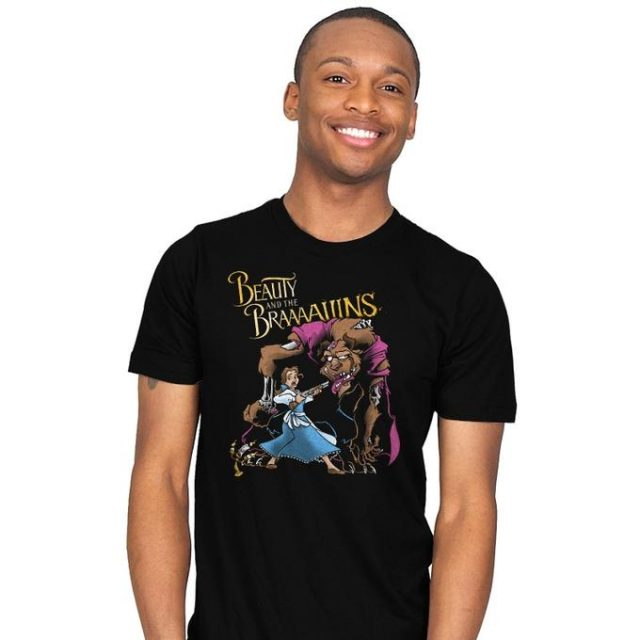 Beauty and the Brains T-Shirt