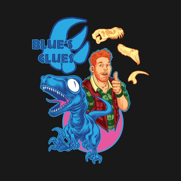Blue's Clues!