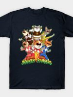 Meower Rangers T-Shirt