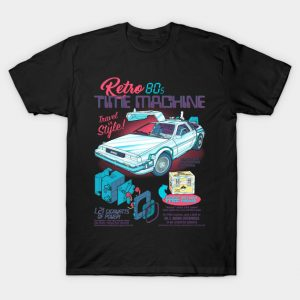 Retro 80s Time Machine