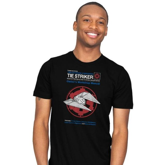 Striker Manual T-Shirt