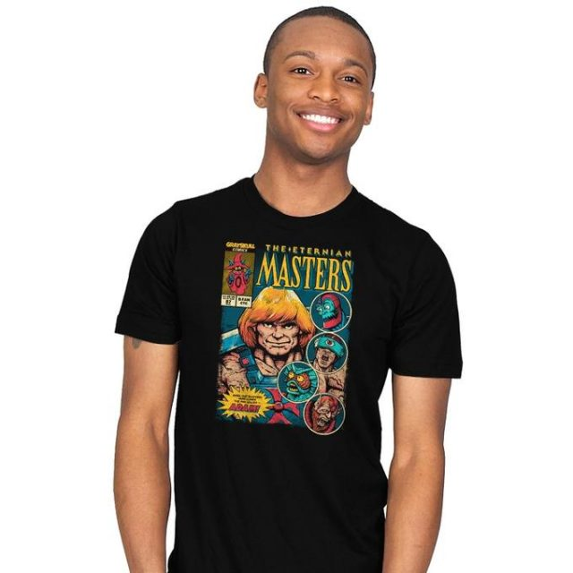 Eternia Masters T-Shirt