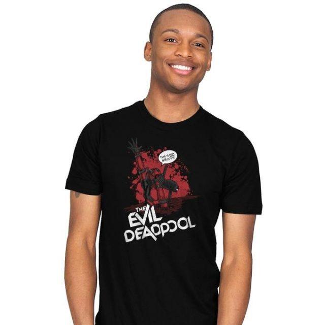 The Evil Mercenary T-Shirt