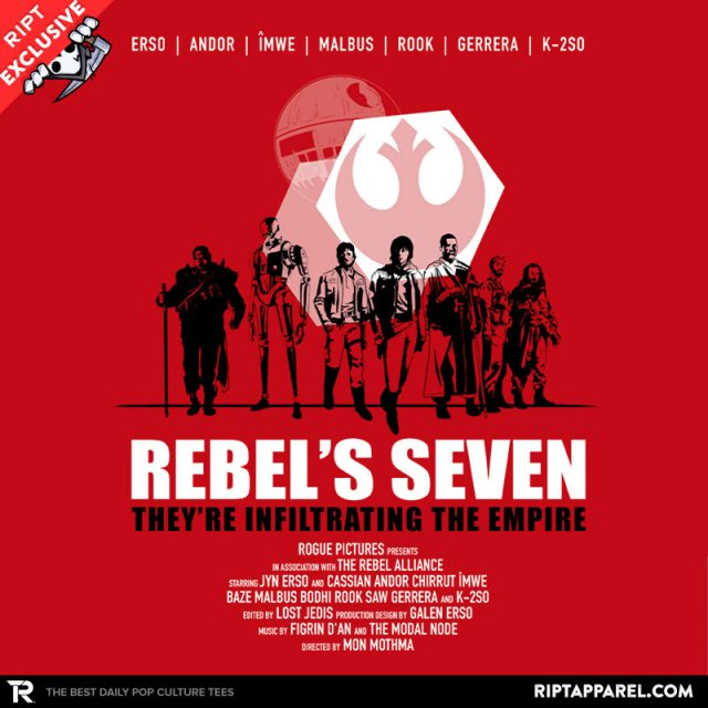 The Rebel's Seven