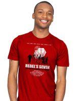 The Rebel's Seven T-Shirt