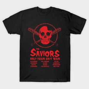 The Saviors: Half your Shit Tour
