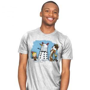 The Snow Dalek T-Shirt