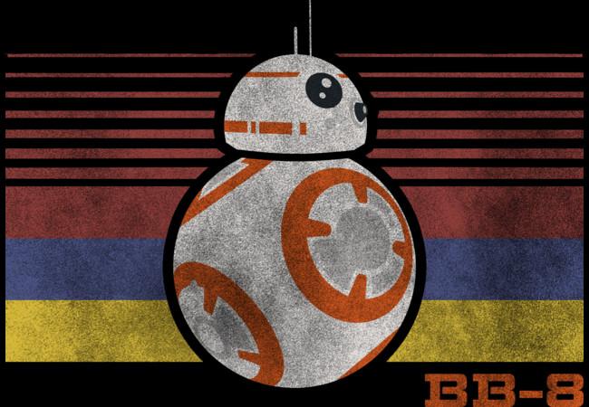 BB-8 Stripes