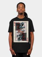 Darth Vader Playing Card T-Shirt