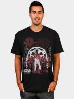 Death Star Project Defense T-Shirt