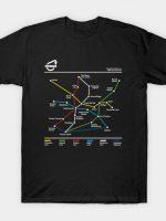 Gaia Tube T-Shirt