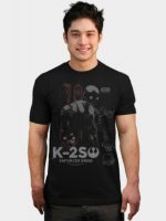 K-2SO Blueprint T-Shirt