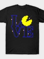 PAC-MAN LOVE T-Shirt