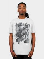 Rebel Paint Splatter T-Shirt