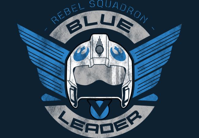 Rebel Squadron Blue Leader