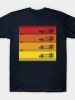 Retro Back To The Future T-Shirt