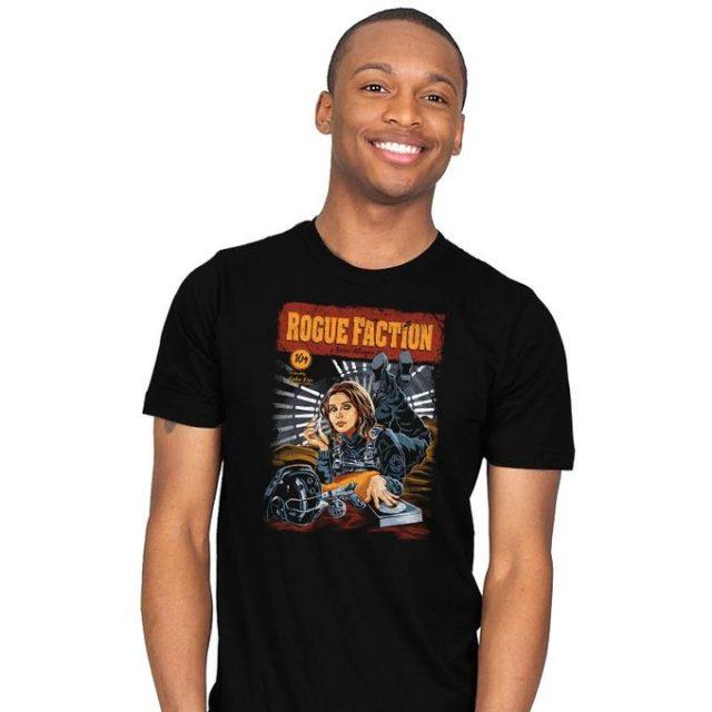 Rogue Faction T-Shirt