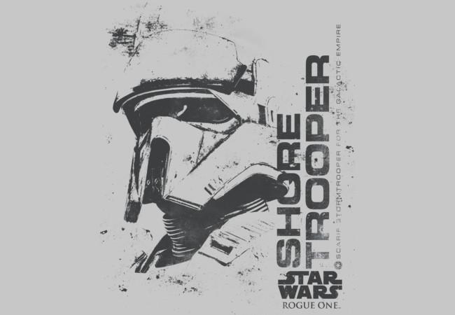 Shoretrooper Sketch